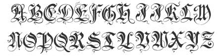 Font Styles For Tattoos 18 Free Tattoo Fonts To Download Including Cursive Styles