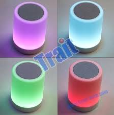 bluetooth speaker lamp wireless speaker with led touch lamp support calling card bluetooth speaker lava lamp bluetooth speaker lamp