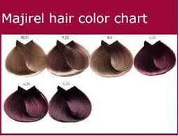 Majirel Hair Color Chart Pdf List Of Majirel Colour Chart Red Image Results Pikosy
