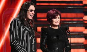 Ozzy osbourne was again recently hospitalized following a bout with the flu, his wife, sharon osbourne, said on feb. Ozzy Osbourne Calls Strangling Wife Sharon Calmest Moment Of His Life
