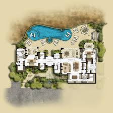 Apartments Small Mansion House Plans Small Mansion House Design Luxury Floor Plans