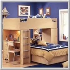 Top bunk bed