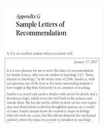 letter of recommendation template for nursing student letter of recommendation example letter of recommendation example