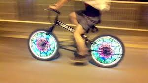 RGB <b>Colorful Bicycle Bike</b> Cycling Wheel Hub Signal <b>Light Lamp</b> 14 ...