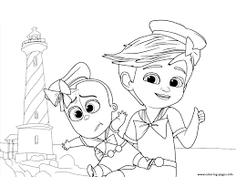 Free Printable Boss Baby Coloring Pages Bltidm