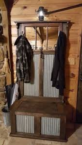 Metal Hall Tree Coat Rack Wood And Metal Entryway Hall Tree Coat Rack Bench And Shelf 65