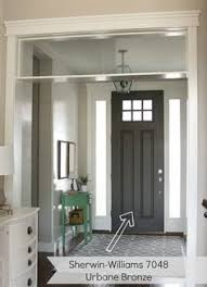 paint interior doorsBest decision everPainting all our interior doors Sherwin