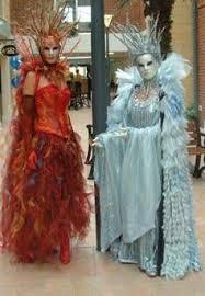Fire And Ice Decorations Design 100 Parasta Kuvaa Costume Ideas Pinterestissä Halloweenasut 81
