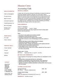 Payroll Clerk Job Description For Resume
