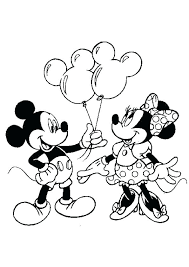 Mickey Mouse Print Outs Antiatominfo