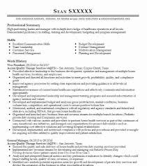 Management Resume Mesmerizing 28 Healthcare Management Resume Examples Business Resumes LiveCareer