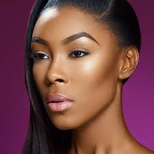 blackbride natural black bride get the look makeup for black skin