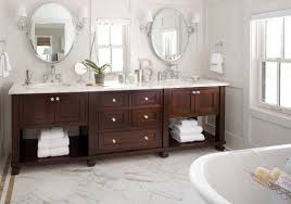 bathroom remodel vanity. Bathroom Remodeling Ideas Combined With Double Charming Frameless Round Mirror Also Vanities Nad Remodel Vanity R