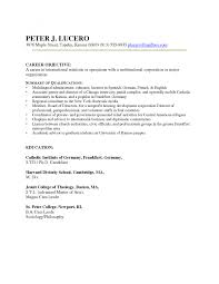 10 1 2014 ideal resume for someone making a career change business ...