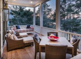 covered porch furniture. Delighful Covered Plain Porch Screen Furniture Ideas 1000 About Screened On Pinterest  Set Inside N  Covered E
