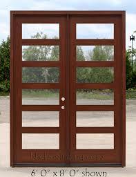glass double door exterior. Wonderful Glass Double Door Exterior With Craftsman Style Doors .