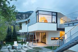 Modern houses architecture Single Story Modern House In Boulder Built From Scratch Homeworlddesign Modern House In Boulder Built From Scratch Curbed
