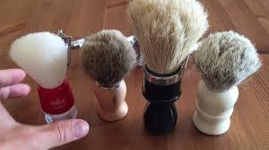 Для начинающих в бритье. <b>Помазки для бритья</b>, рекомендации ...