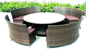 small round outdoor table patio chairs and childrens ikea tab