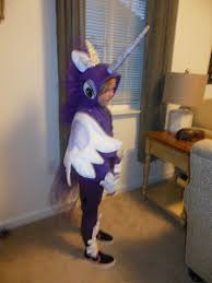 Pony Costume Ideas Princess Luna Costume I Made For My Granddaughter My Little Pony