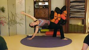 (1 Hr) Yoga Mayhem LIVE! A Vinyasa Flow with Jessica Blankemeier - YouTube