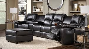 black sectional couches. Contemporary Black With Black Sectional Couches C
