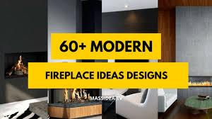 60 best modern fireplace designs ideas 2017