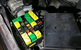 range rover p38 2 5 diesel complete fuse box amr3376 �59 99 range rover p38 fuse box under seat range rover p38 2 5 diesel complete fuse box amr3376