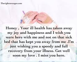 Get Well Soon Texts For Her Him Quotes Messages The Right