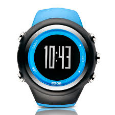 ezon gps running calorie counter professional fitness sport watch ezon gps running calorie counter professional fitness sport watch 50m waterproof watches for men black red