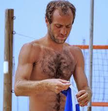 Hairy men naked blogs