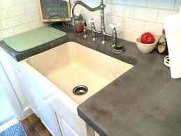 how to make a concrete sink how to make a concrete farmhouse sink concrete farmhouse sink how to make a concrete sink