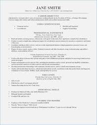 Career Objective For Experienced Resume Example Of Resume Objectives globishme 94