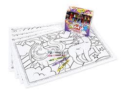 Jual Crayola Uni Creatures Coloring Pages With Custom Crayon Set