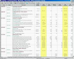 Project Estimate Template Excel Software Project Management Cost Estimation Template