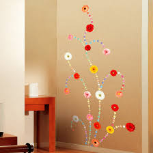Small Picture Daizy Flower Floral Designs Wall Stickers wallstickerycom