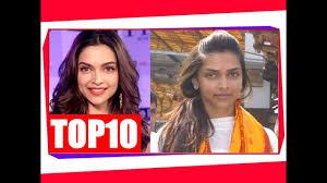 top10 bollywood actress without makeup