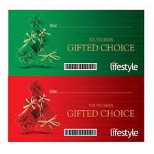 life style gift voucher
