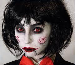 fantasy makeup makeup makeup ideas concept of saw costume