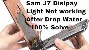 Samsung J7 Pro Display Light Solution How To Fix Display Light Solution On All Samsung Phones 100 Tested