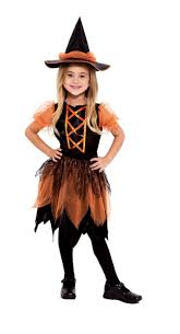 Image detail for -Kids Pumpkin Patch Witch Costume $16.90