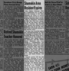 Shamokin News-Dispatch from Shamokin, Pennsylvania on May 4, 1960 · Page 2