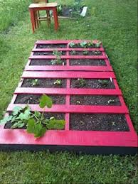 pallet garden diy craft like this