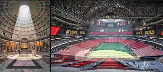 Atlanta United Seating Chart Mercedes Benz Mercedes Benz Stadium Hok