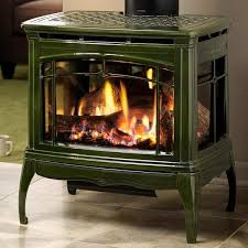 bristol dx gas fired stove from hearthstone