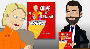 cartoon video hillary s crime isn t criminal children s book