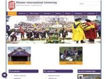 Image result for Pioneer International University