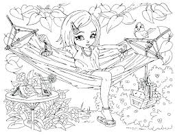 Tween Coloring Pages Printable Coloring Sheets For Tween Girl Pages