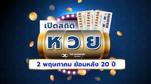 พรุ่งนี้หวยออก ส่องเลขเด็ดงวด 2 พฤษภาคมย้อนหลัง 20 ปีที่นี่!! | The Bangkok  Insight