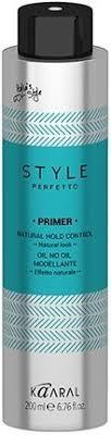 Kaaral Style Perfetto <b>Моделирующее сухое масло</b> Primer Natural ...